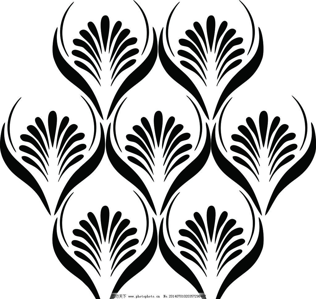 涂料印花丝网模具欧式图片