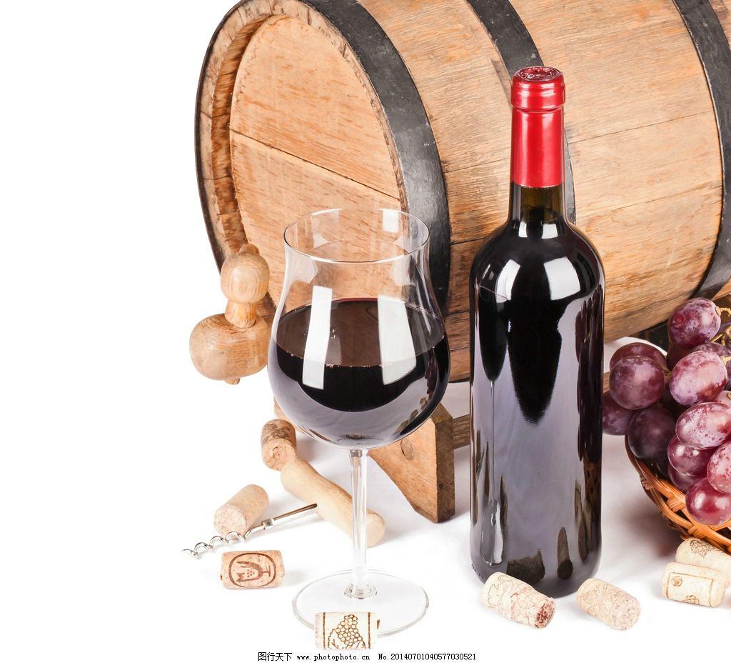 葡萄酒 红酒 干红 高脚杯 橡木桶 香槟 美酒 可口 饮料酒水 餐饮美食