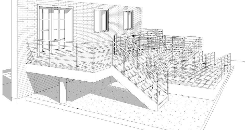 revit建模建筑与结构