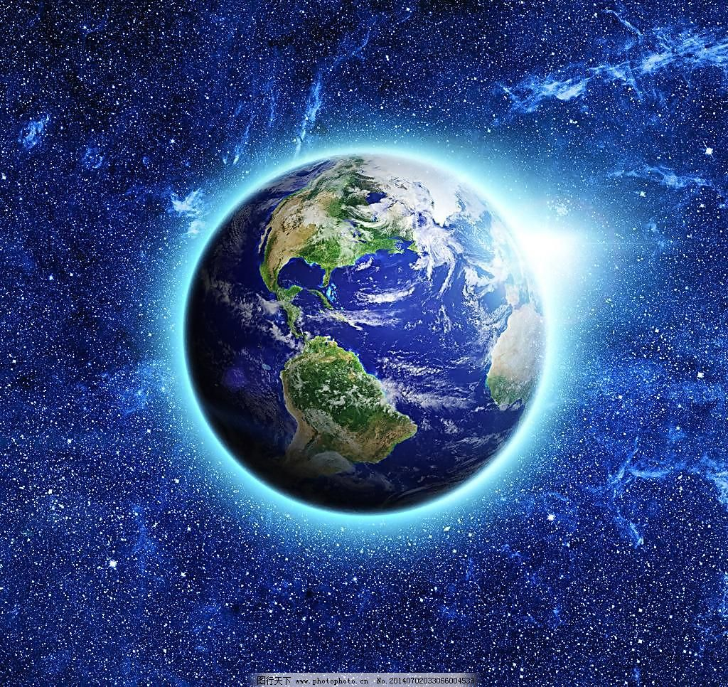科幻 其他 设计 太阳系 星际 地球 行星 太阳系 宇宙 星空 地球素材
