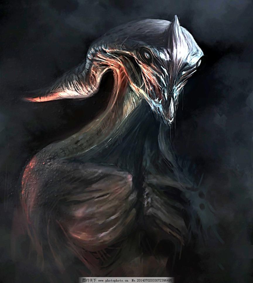 外星异形图片