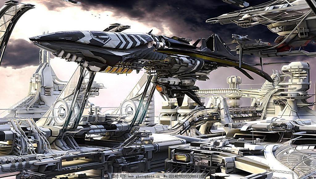 科幻 其他 设计 宇宙飞船 宇宙飞船 飞船 飞行器 太空飞船 宇宙战舰 图片