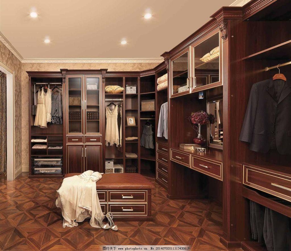 衣帽间效果图 衣帽间 欧派衣柜 亚丹衣柜 好衣柜 家居装饰素材 室内