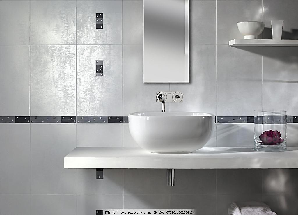 建筑 室内 样板间 欧式 新古典 简欧 现代 简约 时尚 前卫 风格 浴室