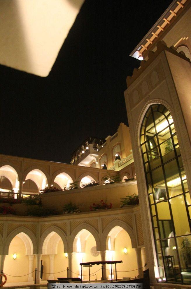 欧式走道 欧式过道 欧式酒店 欧式饭店 欧式会所 罗马柱 欧式柱子