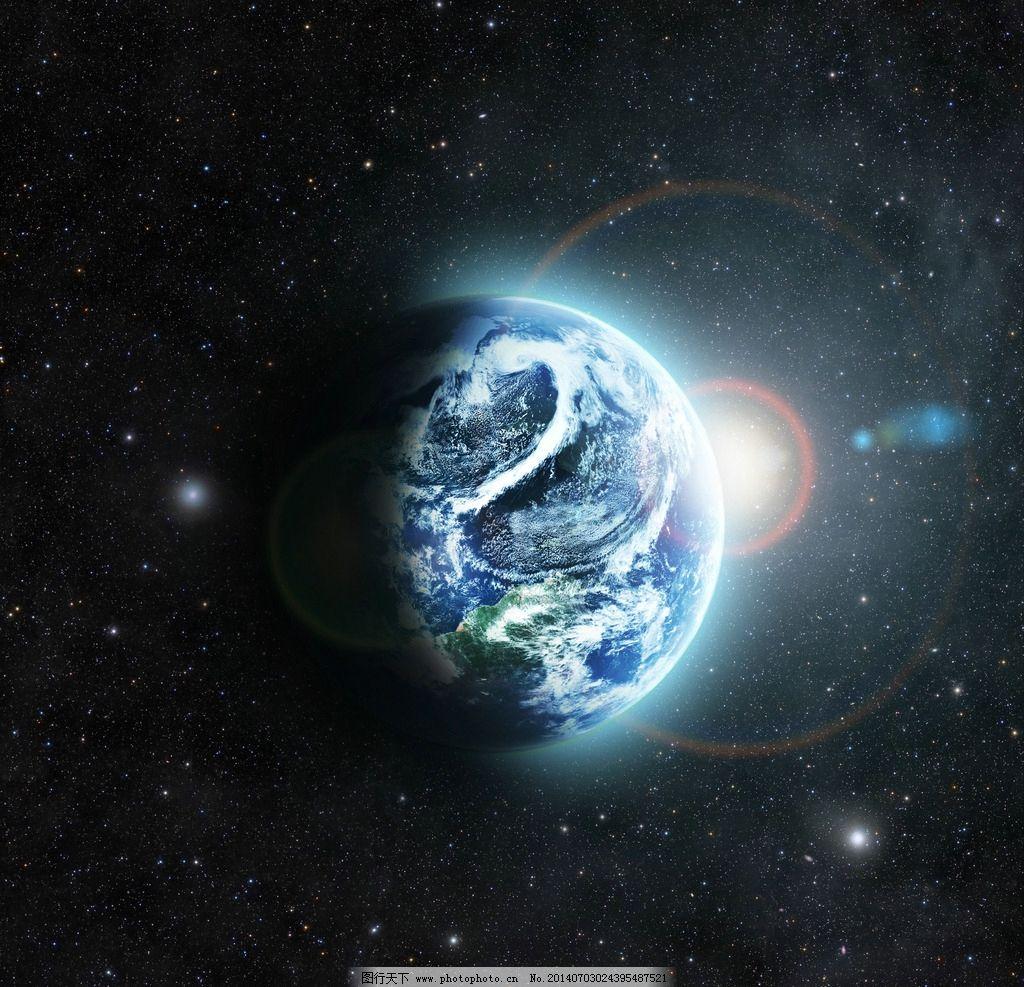 地球外太空-详细模拟地球月球和太阳运行的软件,视频或图片 3D软件