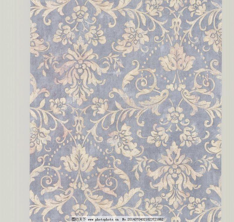 10907_壁纸_欧式中纹 花纹贴图 浅色贴图 深色贴图 中式贴图