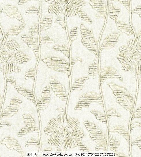 欧式卷叶纹窗帘布效果图