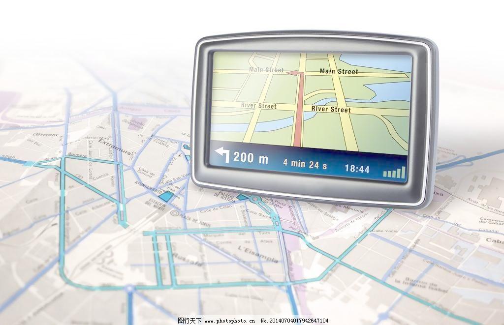 gps导航仪高清图片