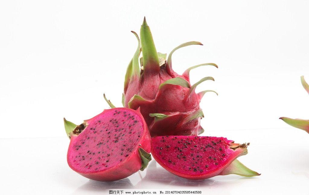 红心火龙果不能和什么水果一起吃