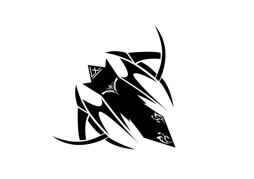 纹身免费下载 花纹花边 图案 纹身 纹身 图案 花纹花边 矢量图