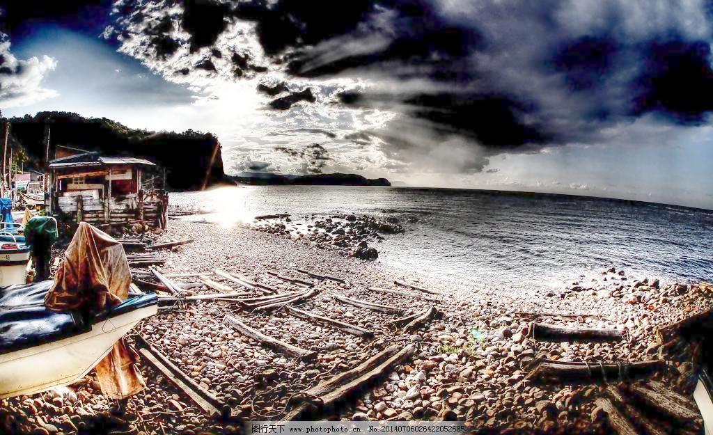 设计图库 高清素材 自然风景  港湾图片免费下载 300dpi jpg 港口