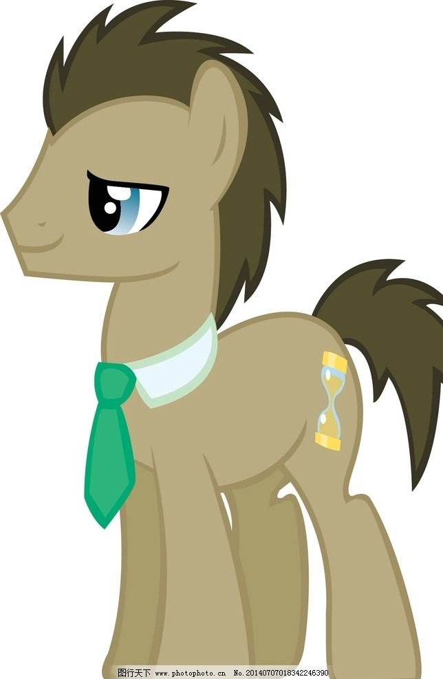 宝莉小马系列 小马 卡通马 动物 马 矢量图 矢量素材 其他矢量 矢量