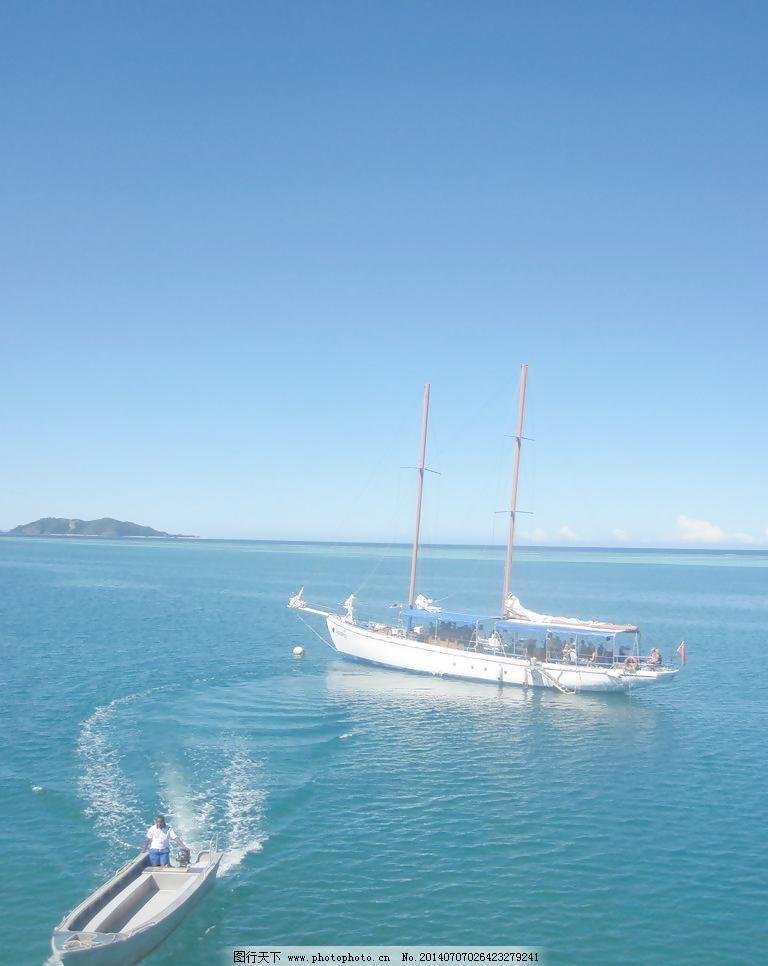 斐济 科罗岛 海边风光图片