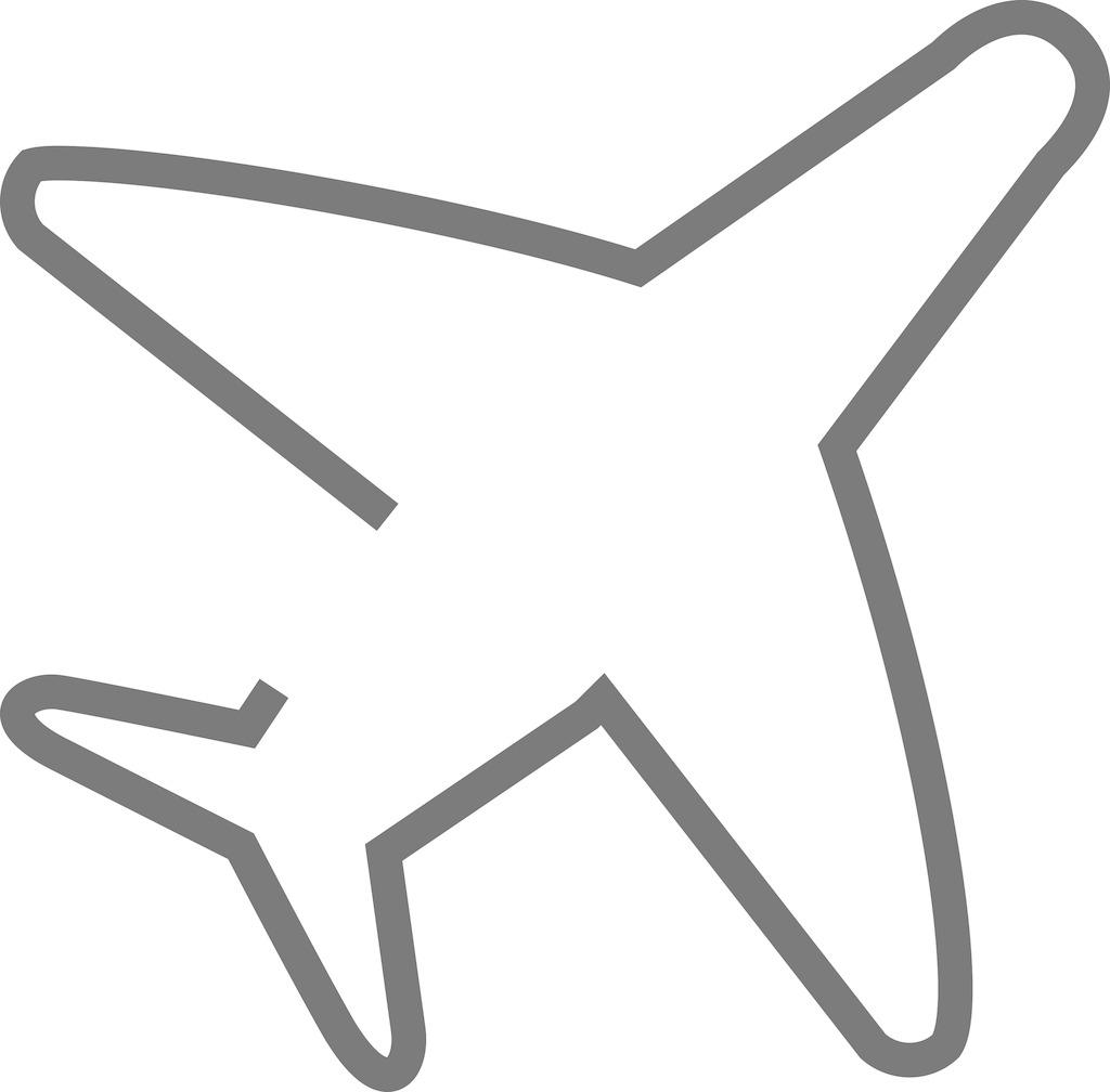 飞机2最小的图标