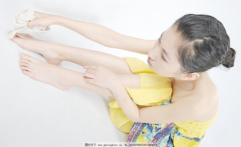 舞蹈女孩图片免费下载