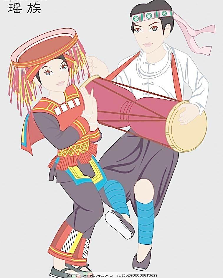 瑶族名曲古筝谱子