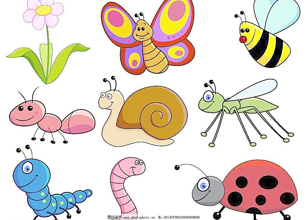 绘本自制步骤 昆虫