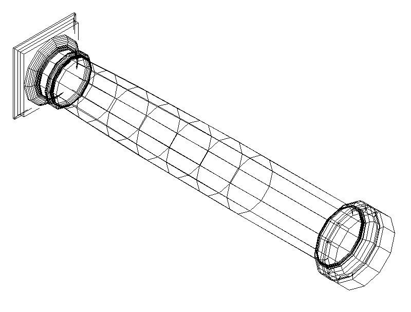 圆柱绳结编法图解