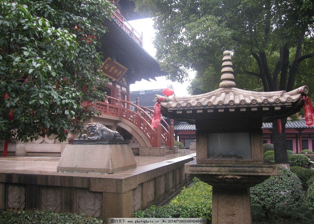園林 寒山寺 寺院 寺廟 古寺 樹木 燈座 國內旅游 攝影