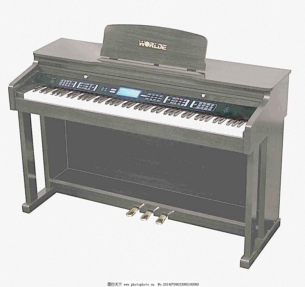舞蹈音乐 电子琴 立式 乐谱架 88琴键 功能键 踏脚板 专业电子琴 演奏