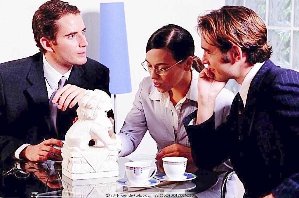 jpg 办公室 办公室人物 交流 男士 女士 人物图库 摄影 外国人 办公室图片