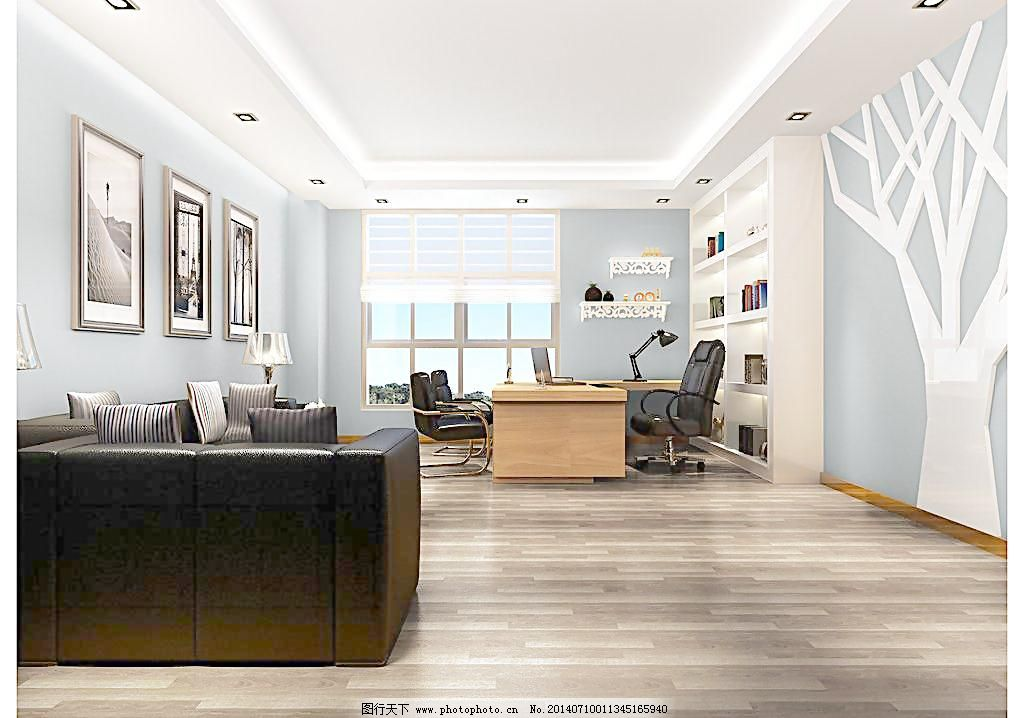 办公室 家居 起居室 设计 装修 1024_718图片