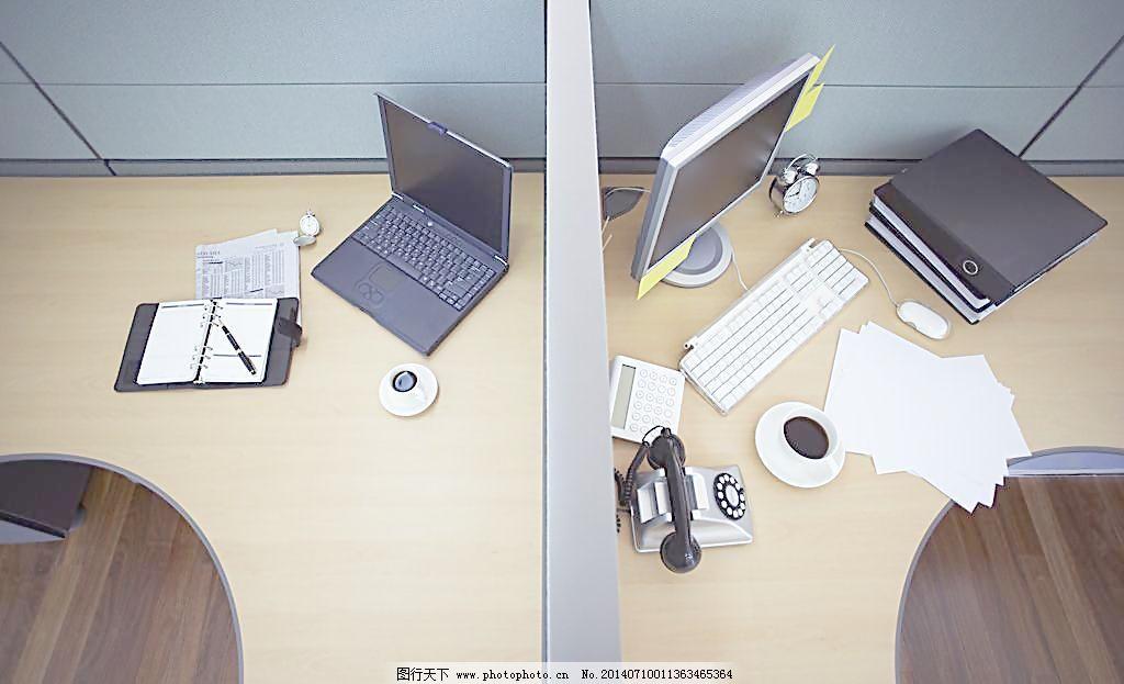 室内摄影 办公桌 办公室一角 电脑 桌面 办公环境 公司 电脑桌 室内