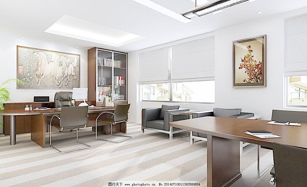 办公室装修 办公室效果图 豪华装修 豪宅 家居 家居设计 室内装潢