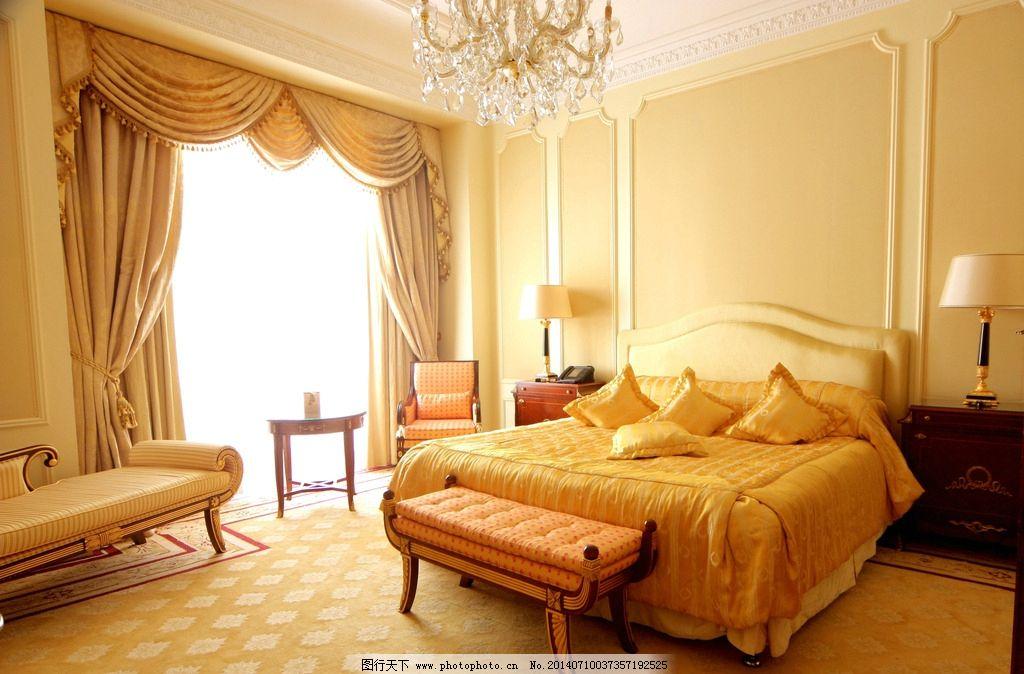 温馨家居 温馨卧室 室内 设计素材 现代 床铺 简欧 新古典 欧式图片