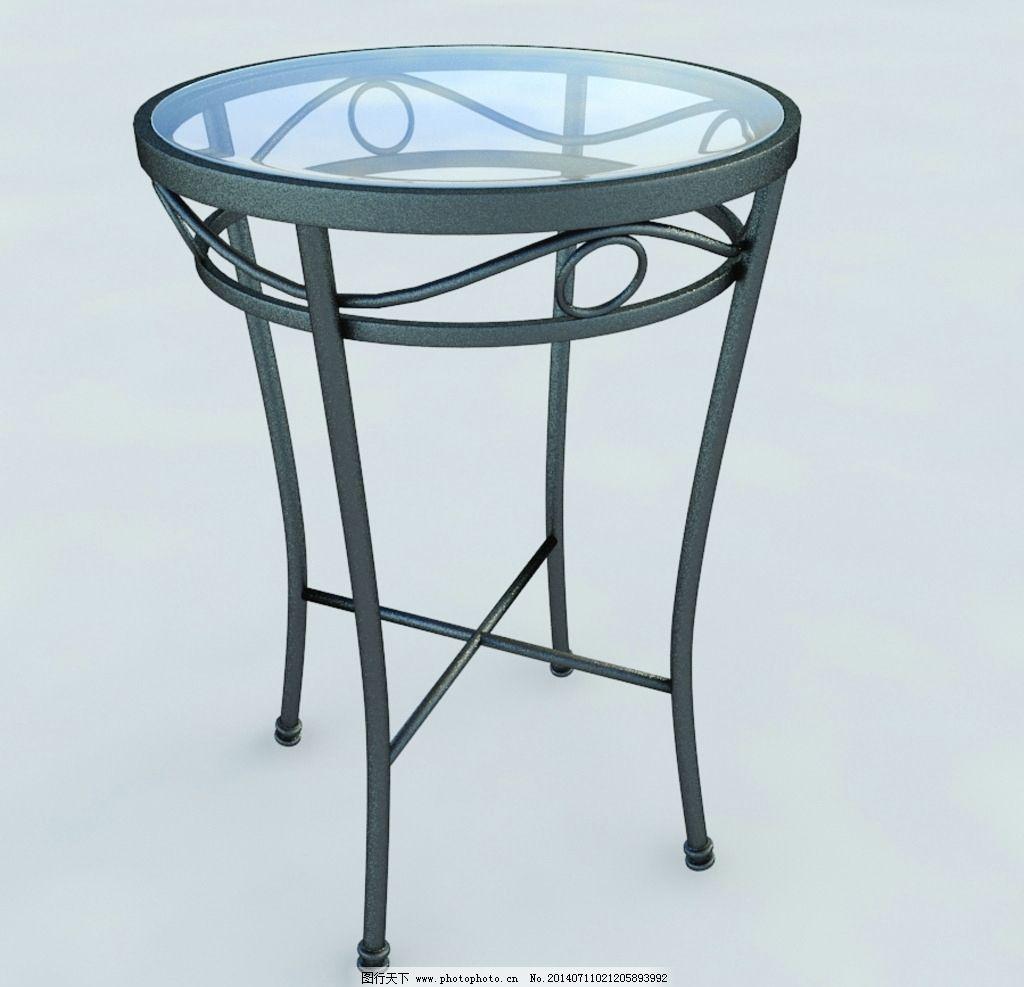 桌子 欧式 家具 家居 vray模型 模型下载 圆桌 室内模型 3d设计 设计