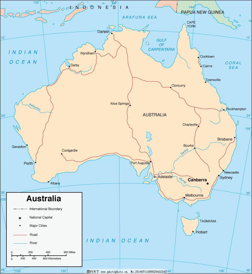 矢量素材 ai源文件 地图 各国地图 国家地理知识 世界地图 矢量图