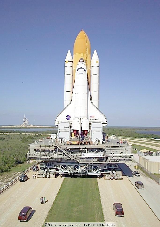 美国航天飞机图片_现代科技
