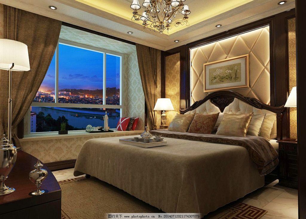 背景墙 房间 家居 酒店 起居室 设计 卧室 卧室装修 现代 装修 1024_7图片