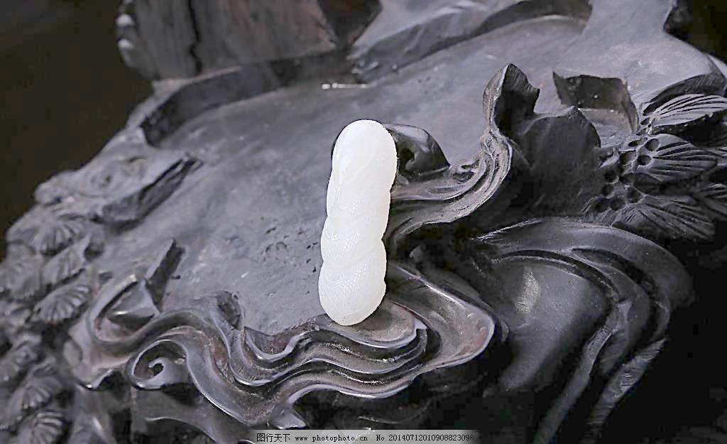 和田玉雕刻图片