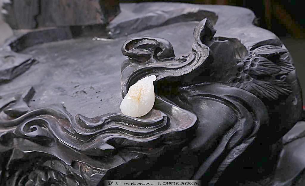 和田玉雕刻图片免费下载