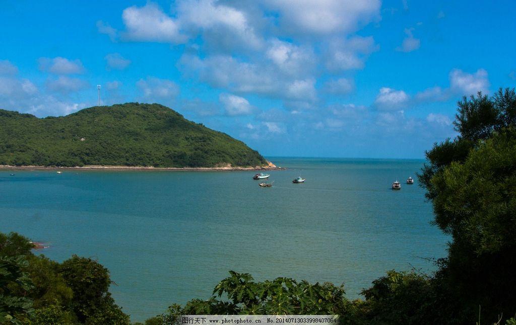 下川岛图片