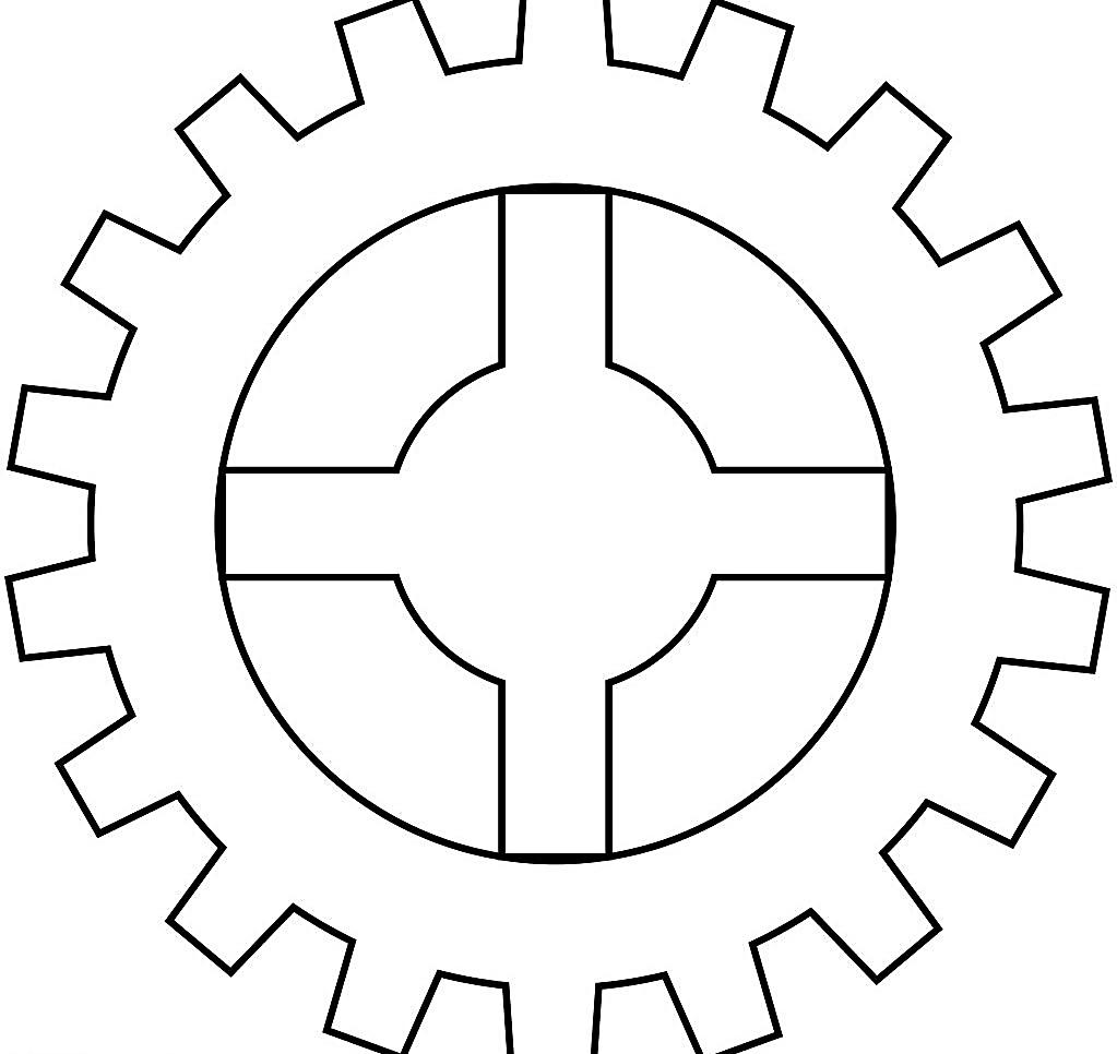 齿轮矢量图图片_其他_psd分层