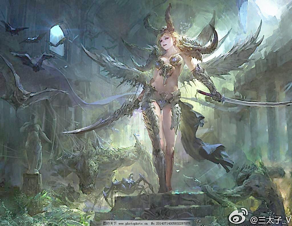 原画 游戏人物 游戏壁纸 武侠 仙侠 网游 网络游戏 游戏设计 美女