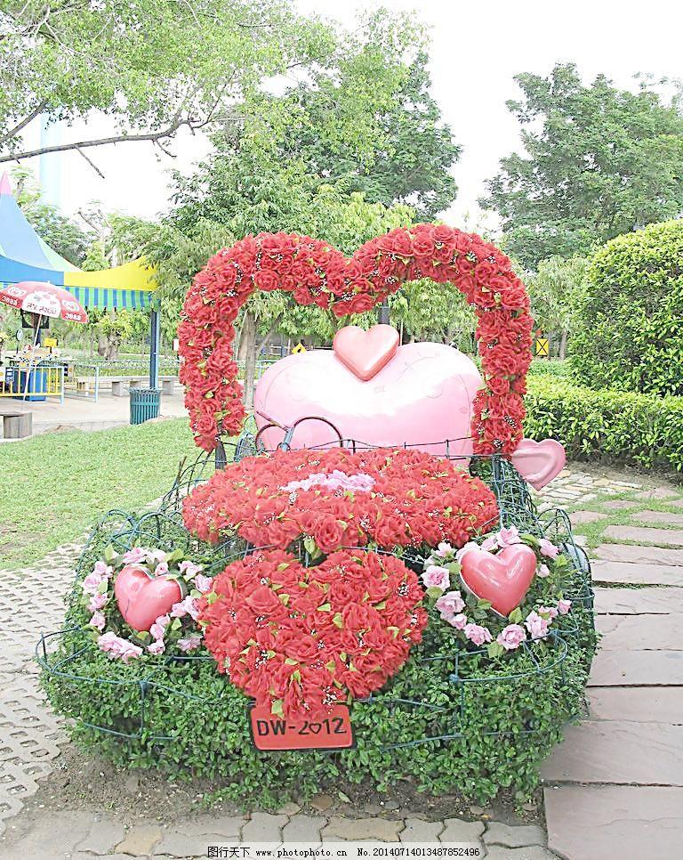 花 情人节 玫瑰花图片