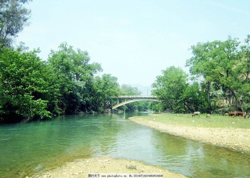 云南风景 云南 自然 江河 风景 乡村 自然风景 自然景观 摄影 180dpi