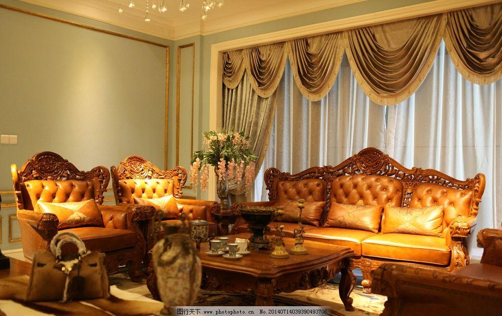 塞维那家具欧式沙发图片图片