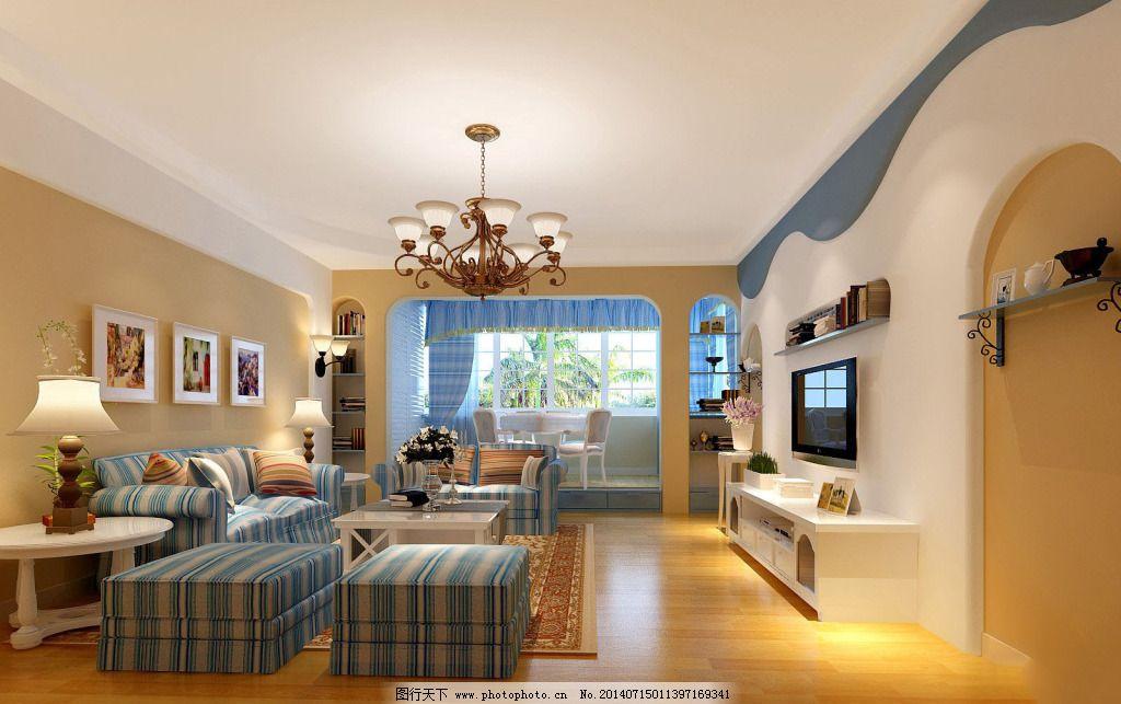 地中海      设计      地中海 设计 家居装饰素材 室内设计图片