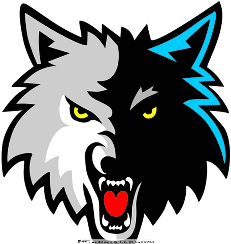 素描狼头的画法步骤