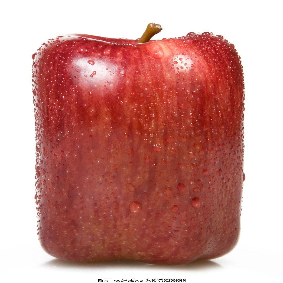 苹果创意水果 苹果 创意水果 水果广告 创意设计 广告设计 时尚设计
