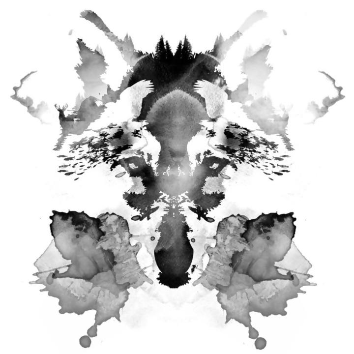 位图 插画 抽象 手绘 水墨 免费素材