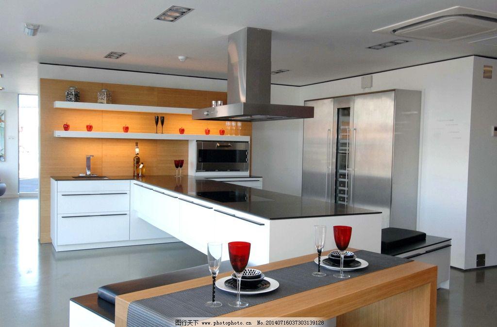 厨房设计 厨房装修 欧式厨房