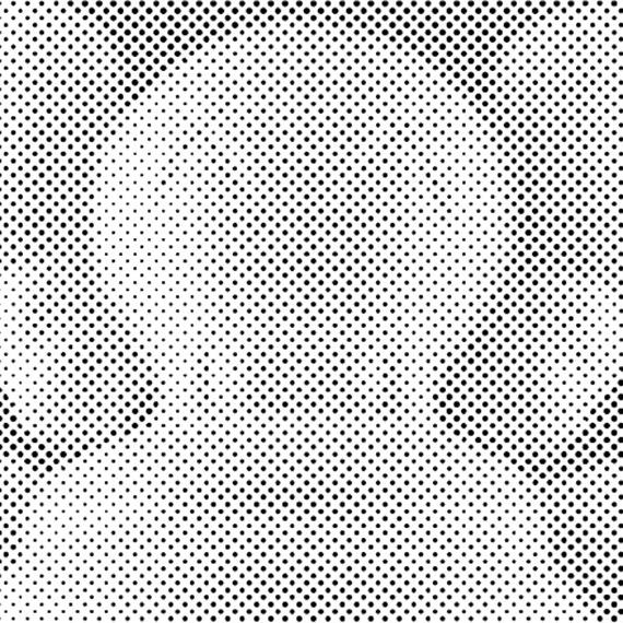 色彩 黑白色 动物 马赛克 位图 免费素材