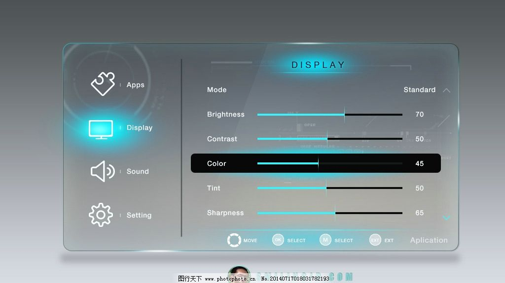 ui屏幕界面设计