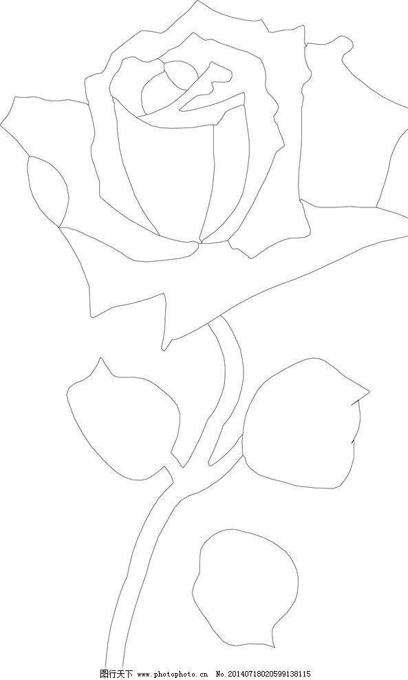 玫瑰花 玫瑰 花 软包画 雕刻 画 条纹线条 底纹边框 设计 72dpi jpg